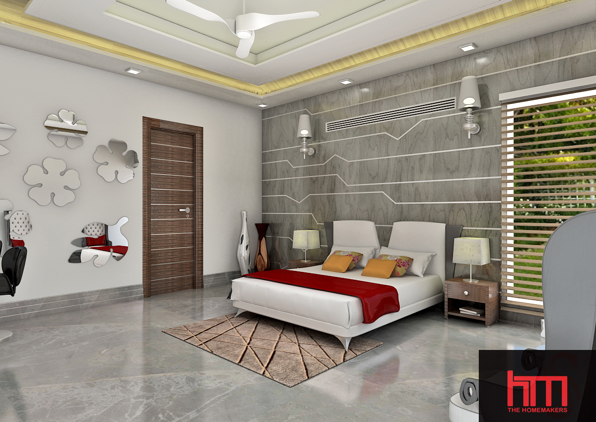 designing bedroom the home makers india