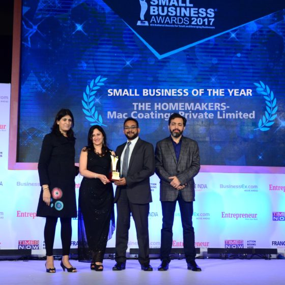 small business awards 2017