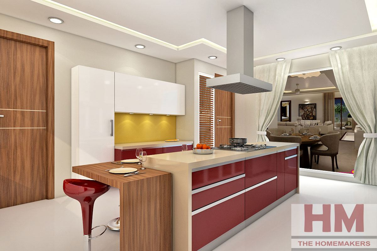designing kitchen.  Designing Kitchen The Homemakers A Layout Templates 6 Different Designs